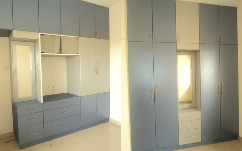 Aluminium partition in coimbatore nova interiors for Aluminium kitchen cabinets in chennai