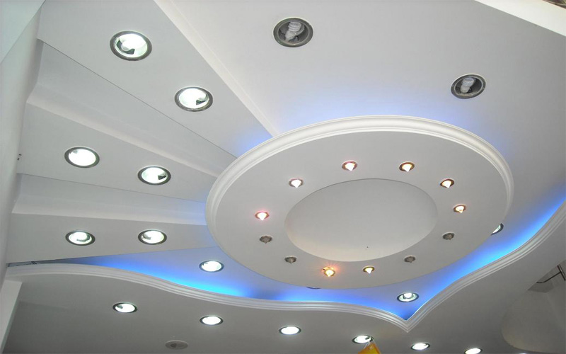 False Ceiling Contractors in Coimbatore