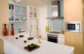 Pvc Modular Kitchen Cabinets in Coimbatore